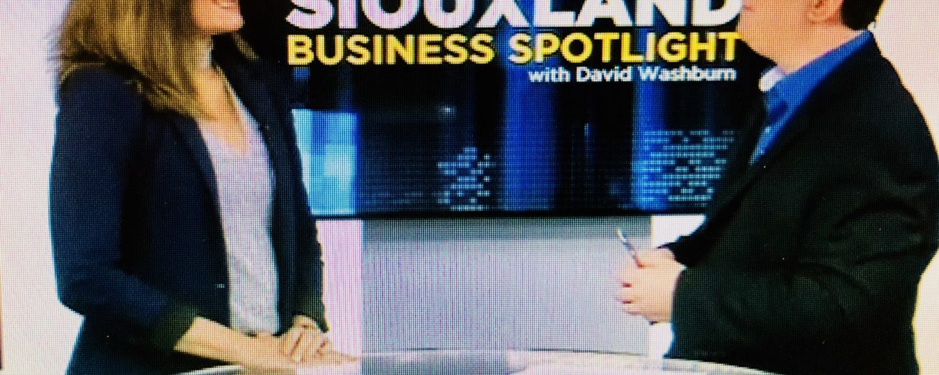 Buchheit Law on KTIV for Business Spotlight this morning!
