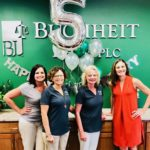 Buchheit Law Celebrates 5-Year Anniversary!